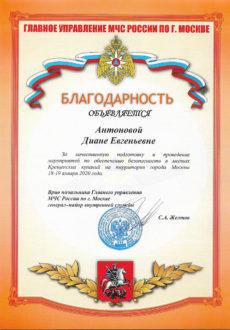 МЧС Антонова